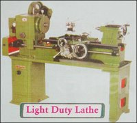 Light Duty Lathe Machinery