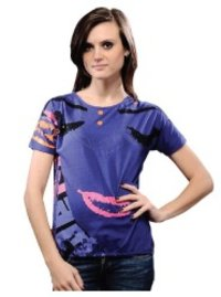 Ladies Collar T-Shirts