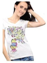 Half Sleeve Girls T-Shirts