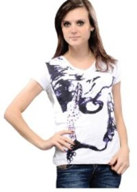 Ladies Designer T-Shirts