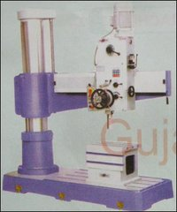 Extra Heavy Duty All Geared Radial Drilling Machine