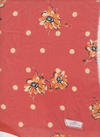 Polyester Georgette Print Fabrics