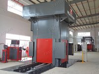 Hot Forming Press 500 Tons Hydraulic Press (Model Tt-Sz500t/Fh)