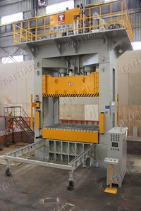 Hydraulic Deep Drawing Press (Model Tt-Lm630t/Ls)