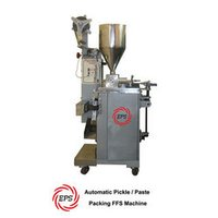 Form Fill Seal Machine For Paste And Pickles
