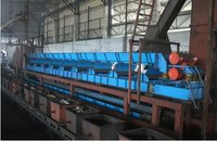 Vibro Conveyor For Steel Shot Cooling
