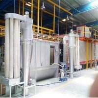 Conveyorised Type Powder Coating Booths (Pcbct)