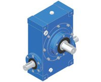 Durable Worm Gear Box
