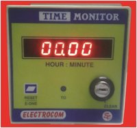 Hour Meter Digital Microprocessor Based