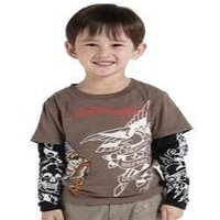 Kids Party Wear Shirt