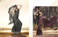 Bollywood Chiffon Saree