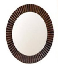 Round Shape Glass Mirror