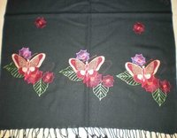 Butterfly Shawls
