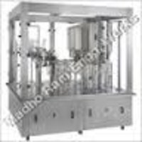 Automatic Mineral Water Rotary Machine