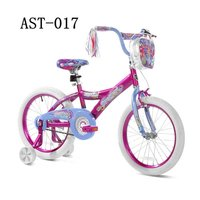 18-Inch Wheels Girls Bike