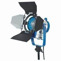 300W Fresnel Light with Dimmer