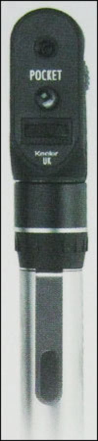 Pocket Ophthalmoscope