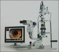 Digital Slit Lamps