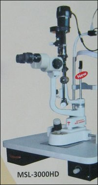 Slit Lamps (Msl-3000hd)