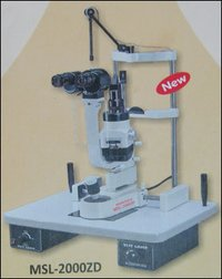 Slit Lamps (Msl-200zd)
