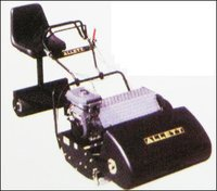 Cylinder Blade Lawn Mowers With Ride On Model