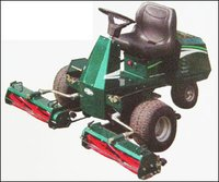 Durable Cylinder Blade Lawn Mower With Ride On Model