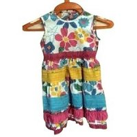 Kids Printed Frock