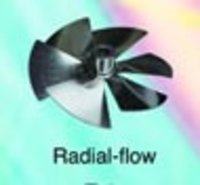 Radial Flow Fan