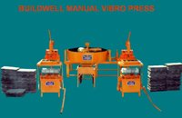 Vibropress Brick Making Machine