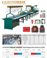 Soft PVC Rubber Label Machine