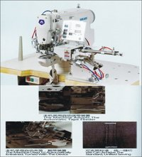 Electronic Belt Loop Attaching Machine 