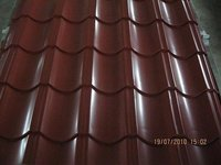 PVC Spanish Tile Roof Sheet