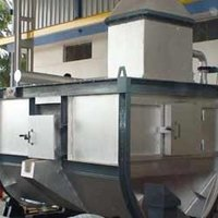 Gas Fired Reverberatory Aluminium Melting Furnace