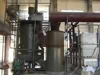 Wood Gasifier For Casting