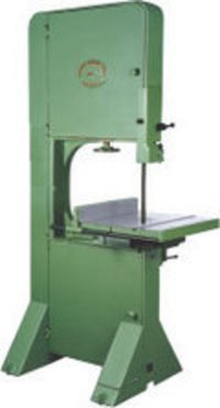 Fiber Cutting Band Saw Machine