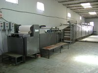 Auto Papad Machine