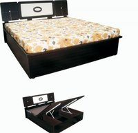Designer Hydraulic Bed