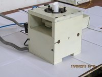 Neck Cutting Machine For Blow Molding Containers