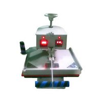 Textile Semi Automatic Fusing Machine