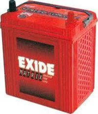 Automotive Batteries (Exide)