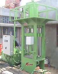 Metal Forming Press