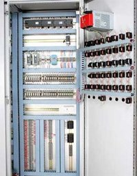 PLC Control Panel