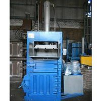 Pet Bottle Scrap Bailing Press Machine
