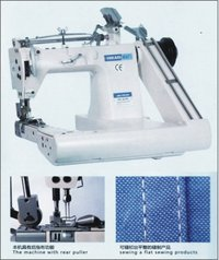 2 Needle Feed Off The Arm Chain Stitch Machine - Hs-927