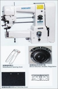 Blind Stitch Tacking Machine - Hs-160-20
