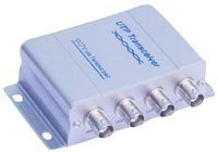 UTP Balun 4-Channel Passive Video Receiver 401
