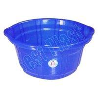 Plastic Tavera Tubs 40 Ltr