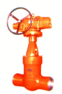 Industrial Pressure Seal Gate Valves
