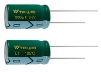LT Type Capacitors (0.47-6800uF 6.3-50V)