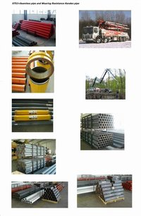 Concrete Pumping Delivery Pipes